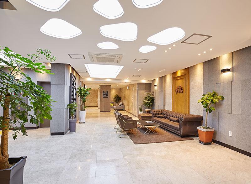 호텔 로비 3